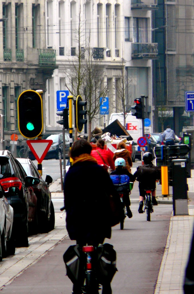 Antwerp Bicycle Culture: A photo essay
