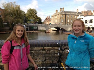 Bike tour of Cambridge