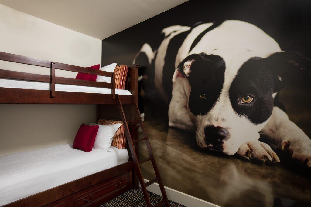 Kimpton Hotel Monaco Baltimore's bunk bed room